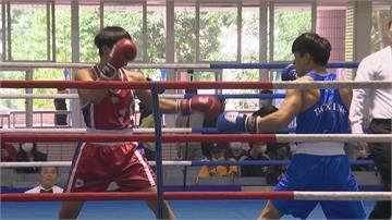 台北城市盃拳王錦標賽 業餘、職業好手較勁