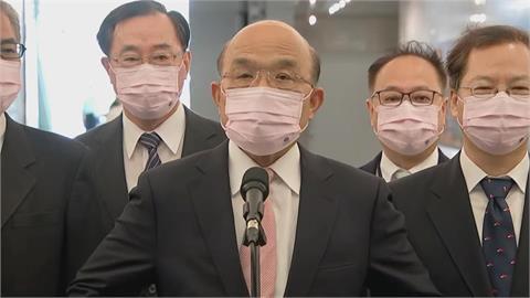 快新聞/再次為東奧爭議致歉 蘇貞昌:希望國人同胞給選手們加油!