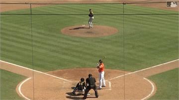 MLB/年薪七億薪水小偷復活?戴維斯春訓打擊率7成14