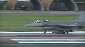 F-16對海陸空皆可作戰 是我國最全能戰機