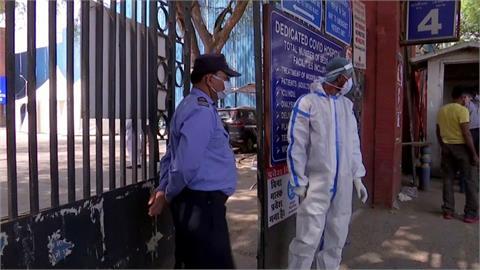 印度武肺疫情狂燒 單日超過26萬人染病