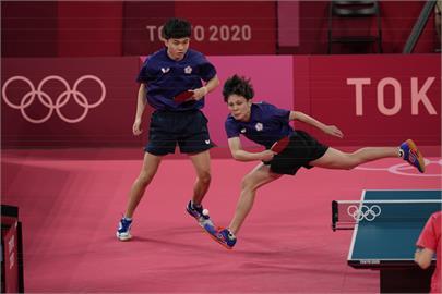 東奧/桌球黃金混雙奪銅! 蘇貞昌大讚:沒有受挫而氣餒、拿出最好狀態迎戰