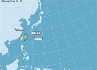 快新聞/熱帶低壓有成颱風趨勢 東北部及東部注意瞬間大雨及強陣風