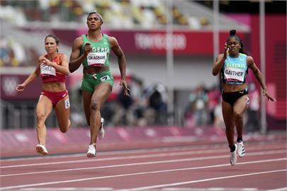 奈及利亞短跑女將藥檢未過 不得續戰東京奧運