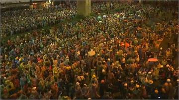 無視緊急令 泰反政府示威第四天