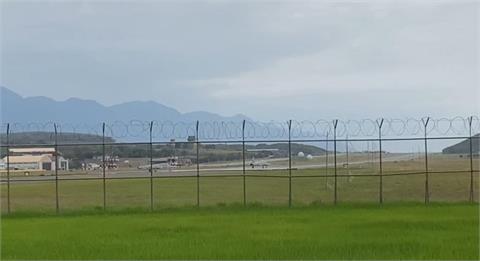 快新聞/天安特檢結束 空軍:台東志航基地F-5F雙座機復飛