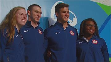 金牌泳將墨菲期待東奧!「不准自己有鬆懈的想法」