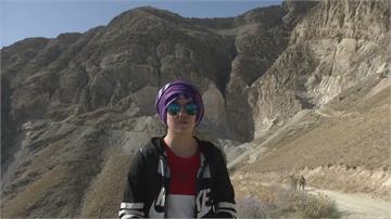 阿富汗異數!少女法蒂瑪愛登山目標攀聖母峰榮耀祖國