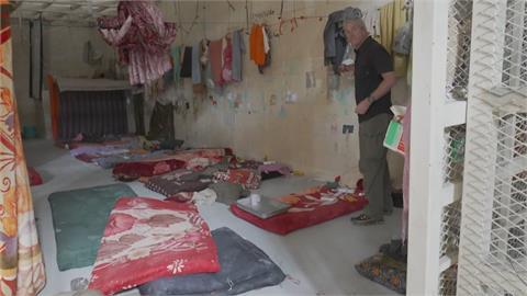 塔利班占領美軍碉堡 CNN直擊內部大型監獄