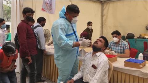 發現變種毒株 憂疫情捲土重來 印度暫停出口AZ疫苗 滿足國內需求