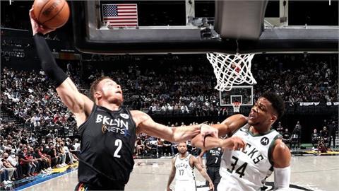 NBA/「幹籃哥」葛里芬G2重現猛獸灌籃 球評驚呆:他找到不老泉!
