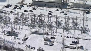 德州冰風暴! 400萬戶停電 陷黑暗與酷寒中
