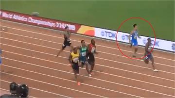 多哈田徑世錦賽 楊俊瀚200M短跑預賽無緣晉級