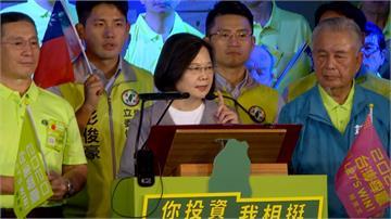 管浩鳴批政治操作陳同佳 蔡總統嗆:說這話的人才有政治思考