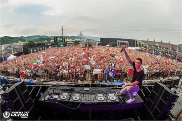 疫情後亞洲唯一Ultra音樂節在台灣!「臭豆腐配電音」直播放送全球
