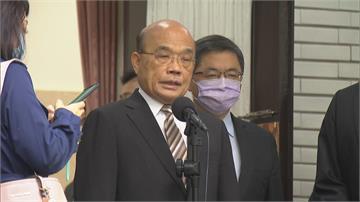 快新聞/中國軍機打消耗戰恐增台灣國防預算 蘇貞昌:保護國家必要作為
