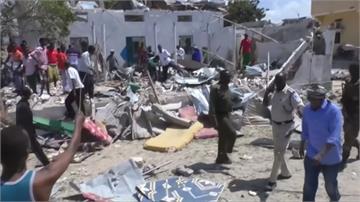 索馬利亞汽車炸彈攻擊 至少6人死亡