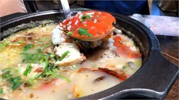 秋天吃蟹最對時!肥美螃蟹令人垂涎三尺