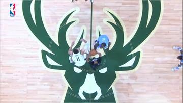 NBA/公鹿31勝佔據龍頭!詹皇大三元率湖人三連勝