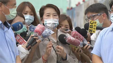 快新聞/北農45確診 黃珊珊:4百多人先施打疫苗