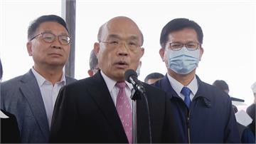 快新聞/陳同佳投案!香港政府稱台港無單一聯繫窗口 蘇貞昌:用不著推來推去