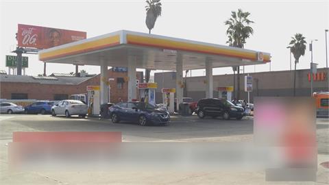 加滿1次油多付450台幣! 美國油價飆新高 駕駛哀嚎