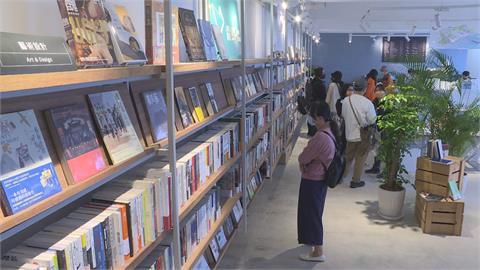青鳥書店進駐! 基隆太平國小飄書香 廢校轉型書店賞「最美海景」