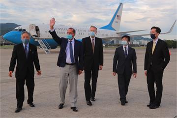 快新聞/美國衛生部長阿札爾訪台 外交部:將強化台美醫衛合作關係