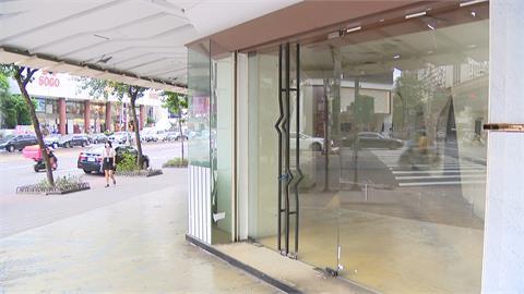 疫情影響東區空置率達13.5%  劉媽媽最強黃金店面也空了