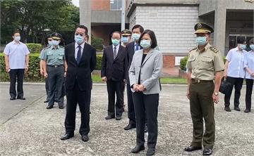 快新聞/遭指選後切割香港 蔡英文:國民黨說法錯誤!