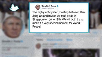 川金會6月12日新加坡登場 聚焦無核化