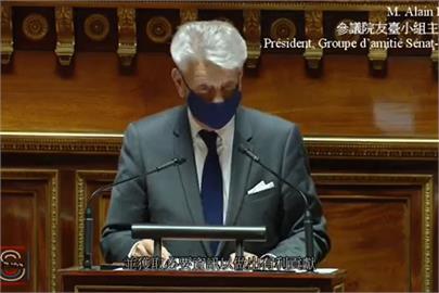快新聞/法國參議院304:0挺台參與國際組織 民進黨感謝:持續尋求國際支持