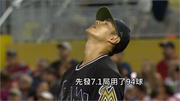 陳偉殷7.1局僅失1分 三度三振國民強打哈波