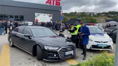 烏克蘭總統幕僚座車遭槍擊 司機重傷