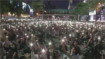 無懼政府緊急令 泰國示威者再度聚集抗議