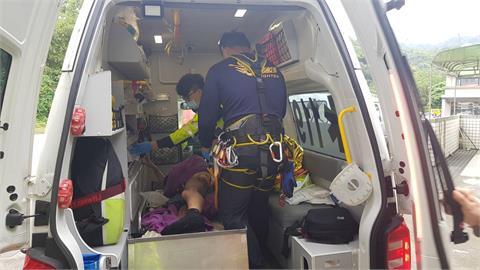 快新聞/台電員工維護電塔觸電 下半身三度燙傷脫皮送醫急救