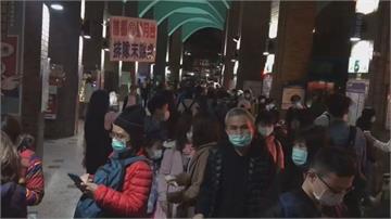 猴硐-瑞芳鐵路中斷 羅東.北市府轉運站爆滿