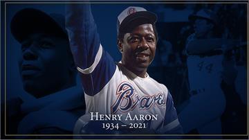 MLB/漢克阿倫逝世 曾與王貞治上演全壘打傳奇對決