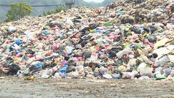 南投垃圾無法外運焚燒 草屯堆置逾1.6萬噸
