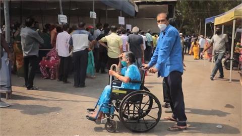 防疫經濟難兼顧 印度新德里下周一逐步解封