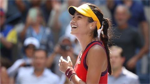 美網奪冠一戰成名!「英國楊丞琳」世界排名急升127名