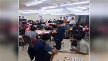 萬華警破獲賭場 以「休閒館」掩護非法