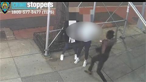 美國街頭遇攻擊 2名亞裔女子遭錘子敲頭
