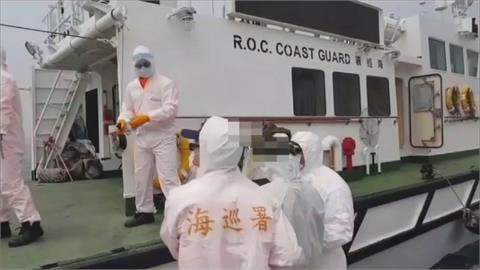 渴望呼吸台灣自由空氣!  福建男子自製浮具偷渡金門被逮捕