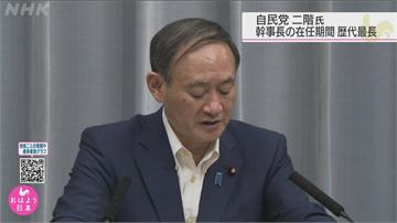 快新聞/若當上日本首相 菅義偉:唯才是用 不接受派閥要求