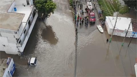 墨西哥中部豪雨成災 醫院供氧中斷17患者身亡