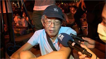 六四事件31周年 林榮基、林夕現身哀悼