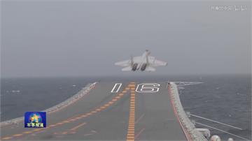 搭載鷹擊系列反艦飛彈...中國「殲轟7」罕見擾台 軍事專家點出關鍵