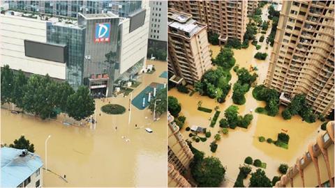 河南鄭州千年級暴雨成災上百藝人捐款 台藝人夫妻一出手就是2100萬台幣!