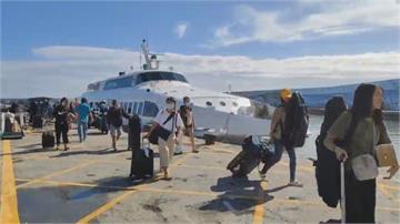 快新聞/台東離島客船今正常開航 往返蘭嶼、綠島共4航次